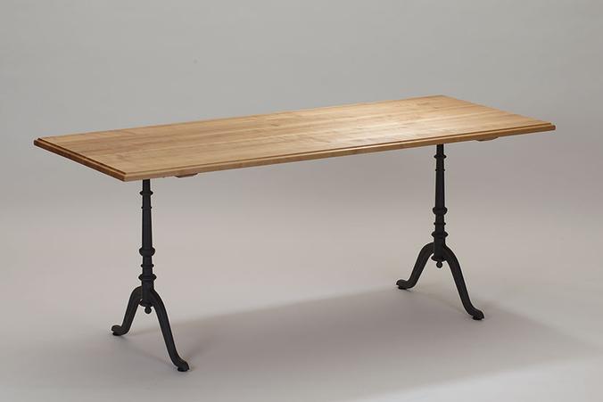 Tigel schreinerei for Tisch mit marmorplatte gebraucht